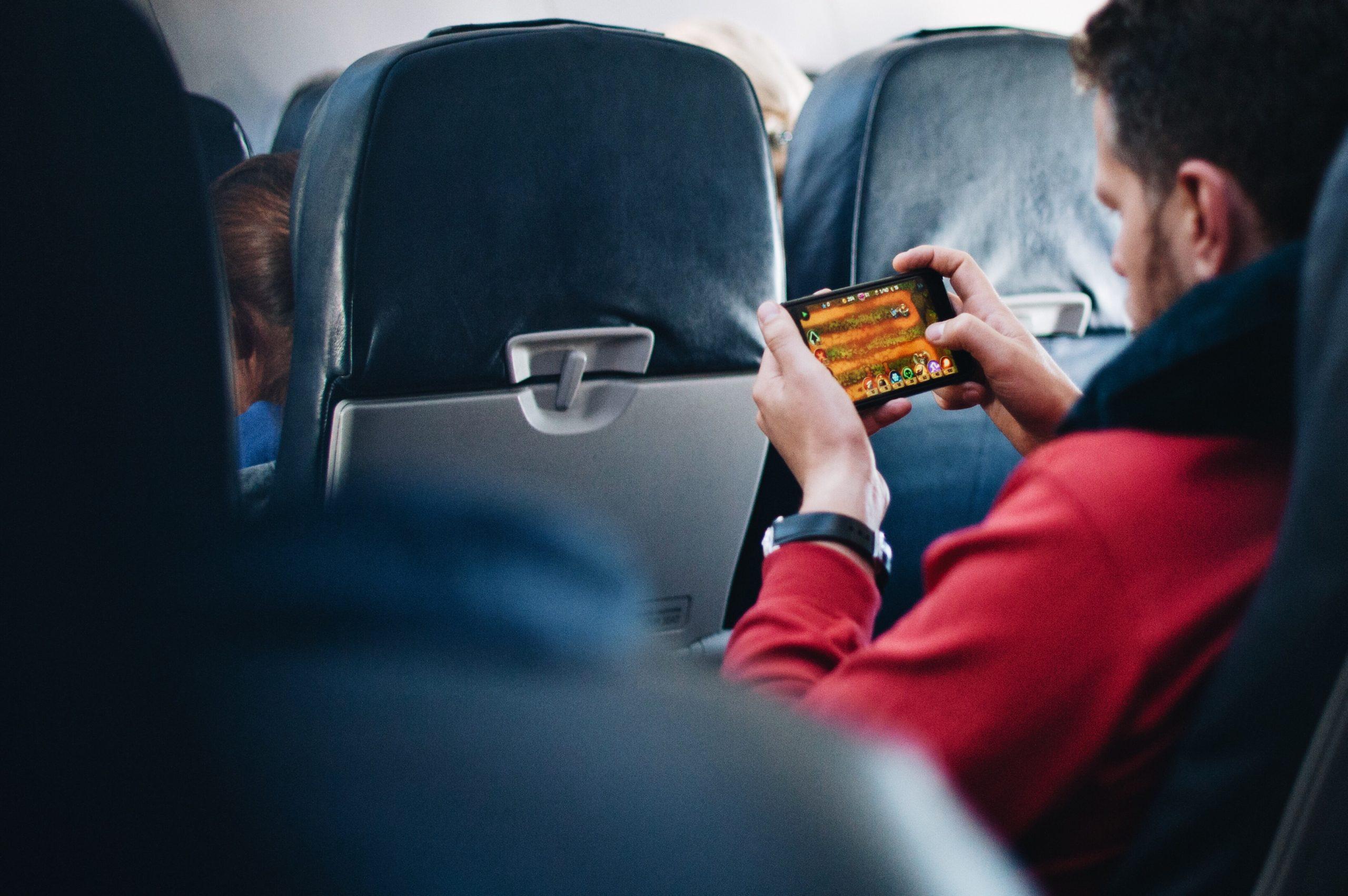 nouveaux comportements mobile des voyageurs